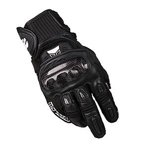 رخيصةأون قفازات الدراجات النارية-MOTOBOY اصبع كامل للجنسين دراجة نارية قفازات اسفنج متنفس / مقاومة الهزة / واقي