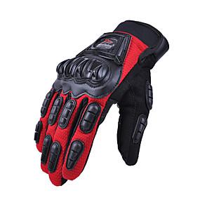 povoljno Motociklističke rukavice-Madbike Cijeli prst Uniseks Moto rukavice Miješani materijal Prozračnost / Otporno na nošenje / Protective