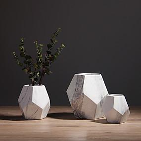 povoljno Umjetno cvijeće-Umjetna Cvijeće 0 Podružnica Klasični Suvremena suvremena Simple Style Vaze Cvjeće za stol / Jedan Vaza