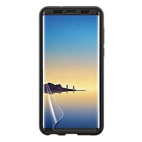 Недорогие Чехлы и кейсы для Galaxy Note-Samsung GalaxyScreen ProtectorNote 8 HD Защитная пленка для экрана 1 ед. PET