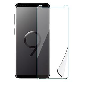 Недорогие Чехлы и кейсы для Galaxy S-Samsung GalaxyScreen ProtectorS9 Plus Взрывозащищенный Защитная пленка для экрана 1 ед. Закаленное стекло
