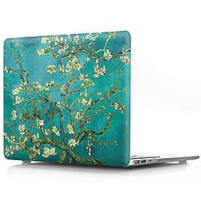 """رخيصةأون ماك بوك برو 15 """"الحالات-MacBook صندوق زهور بلاستيك إلى Macbook Pro """"15جديد / MacBook Pro """"13جديد / MacBook Pro 15-inch"""