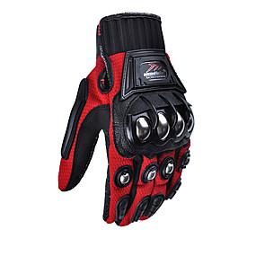 رخيصةأون قفازات الدراجات النارية-Madbike اصبع كامل للجنسين دراجة نارية قفازات مادة مختلطة متنفس / سترة واقيه / واقي