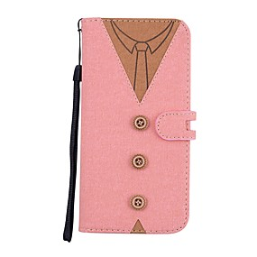 cheap Galaxy J3(2016) Cases / Covers-Case For Huawei J5 (2017) / J5 (2016) / J3 (2017) Wallet / Card Holder / with Stand Full Body Cases Punk Hard PU Leather