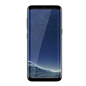 Недорогие Чехлы и кейсы для Galaxy S-Samsung GalaxyScreen ProtectorS8 Уровень защиты 9H Защитная пленка для экрана 1 ед. Закаленное стекло