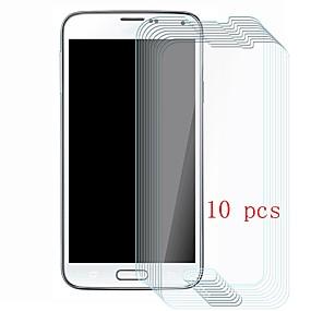 Недорогие Чехлы и кейсы для Galaxy S-Samsung GalaxyScreen ProtectorS5 Уровень защиты 9H Защитная пленка для экрана 10 ед. Закаленное стекло