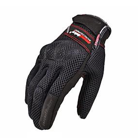 billige Motorsykkelhansker-Madbike Full Finger Unisex Motorsykkel hansker Blandet Materiale Pustende / Slitasje-sikker / Beskyttende