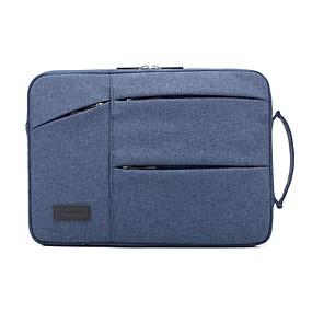 """olcso Laptop kütyük-13,3 """"14"""" 15,6 """"-es nylon színű, fogantyú laptop táska laptophüvely MacBook / felület / hp / dell / samsung / sony stb."""