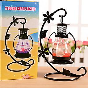 olcso Home Fragrances-Európai stílus Vas Gyertyatartók Kendeláberek 1db, Gyertya / gyertyatartó