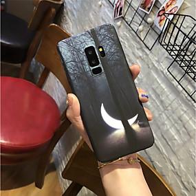 voordelige Galaxy S7 Hoesjes / covers-hoesje Voor Samsung Galaxy S9 / S9 Plus / S8 Plus Mat Achterkant Landschap Hard PC
