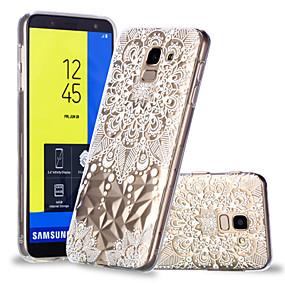 voordelige Galaxy J7(2017) Hoesjes / covers-hoesje Voor Samsung Galaxy J7 (2017) / J6 / J5 (2017) Patroon Achterkant Mandala Zacht TPU