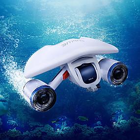olcso Vízi sportok-Water Propeller - Víz alatti erősítő - szakmai szint Száraz felsőrész Állítható heveder Úszás Búvárkodás Szabadtüdős merülés PP+ABS  mert Felnőttek Gyerekek