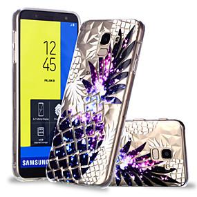 voordelige Galaxy J5(2017) Hoesjes / covers-hoesje Voor Samsung Galaxy J7 (2017) / J6 / J5 (2017) Patroon Achterkant Fruit Zacht TPU