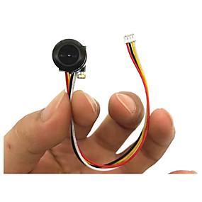 رخيصةأون الأمن و الآمان-السوبر ميني كاميرا fpv 1200tvl 1.8mm m12 150 درجة واضحة جدا زاوية واسعة بال / ntsc fpv التحكم عن بعد بدون طيار