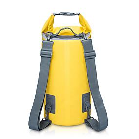 olcso Száraz táskák és dobozok-5/10/15/20/30 L Vízálló Dry Bag Lebegő Könnyű Púdertartó mert Úszás Szörfözés Kempingezés és túrázás