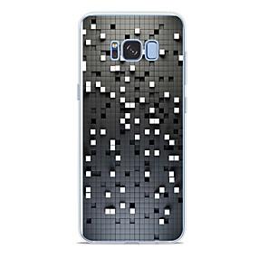 voordelige Galaxy S7 Edge Hoesjes / covers-hoesje Voor Samsung Galaxy S9 / S9 Plus / S8 Plus Patroon Achterkant Tegel Zacht TPU