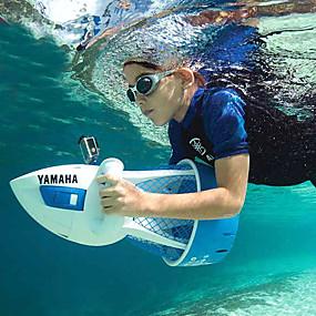 olcso Vízi sportok-Water Propeller - Víz alatti erősítő - Száraz felsőrész Állítható heveder Anti-Fog Úszás Búvárkodás Szabadtüdős merülés PP+ABS  mert Felnőttek