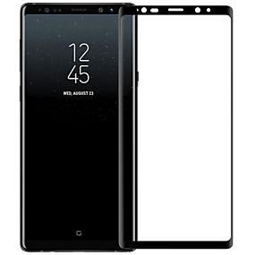 Недорогие Чехлы и кейсы для Galaxy Note-протектор экрана nillkin для примечания галактики samsung 9 закаленное стекло 1 шт полный защитный экран экрана тела высокой четкости (hd) / 9h твердость / взрывозащита