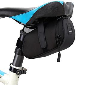 olcso Kerékpározás-2 L Nyeregtáska Vízálló Keményhéjas Tartós Kerékpáros táska 600D poliészter Kerékpáros táska Kerékpáros táska Kerékpározás Kerékpár