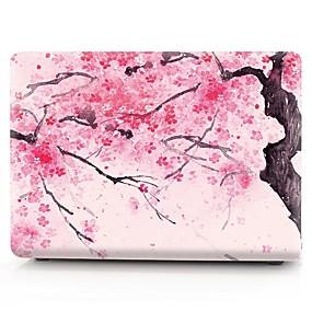 """povoljno MacBook Pro 15"""" maske-MacBook Slučaj Cvijet plastika za MacBook Pro 13"""" / MacBook Air 11"""" / MacBook Pro 13-inch cu ecran Retina"""