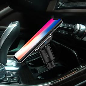 olcso -10% és még több-kilenc öt nc1 2 az 1-ben nagy hatékonyságú mágneses autó vezeték nélküli töltő alma iphone x iphone 8plus samsung s8
