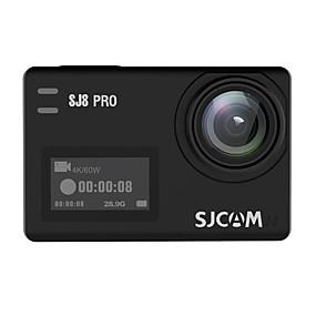 رخيصةأون CCTV Cameras-sjcam® sj8pro 60fps / 1080p 128 gb متعدد اللغات / لقطة واحدة / وضع الاندفاع / مرور الزمن 30 م