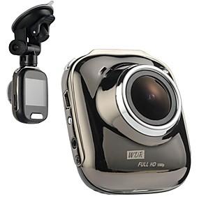 voordelige Auto DVR's-M800 720p / 1080p Mini / Nieuw Design / Cool Auto DVR 170 graden Wijde hoek 5MP CMOS 1.5 inch(es) LCD Dash Cam met Nacht Zicht / Parkeermodus / Ingebouwde Microfoon Neen Autorecorder