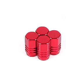 olcso Szelepfejek-alumínium ötvözet szelep sapka autószelep sapka gumiabroncs sapka szelep sapka autó termék (4 db)