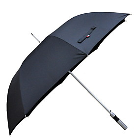 cheap Umbrellas-Stainless steel All Sunny and Rainy Straight Umbrella