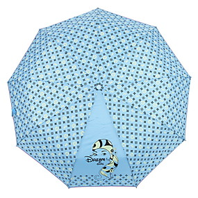 cheap Umbrellas-Stainless steel All Sunny and Rainy / Cool Folding Umbrella