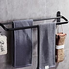 povoljno Dom i vrt-Šipka za ručnik New Design / Cool Moderna Nehrđajući čelik / željezo 1pc Bračni Zidne slavine