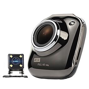 voordelige Auto DVR's-M800+ 720p / 1080p Mini / Nieuw Design / Cool Auto DVR 170 graden Wijde hoek 5MP CMOS 1.5 inch(es) LCD Dash Cam met Nacht Zicht / Parkeermodus / Ingebouwde Microfoon Neen Autorecorder