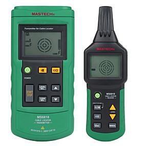 povoljno Digitalni multimetri i osciloskopi-mastech ms6818 napredni uređaj za ispitivanje žice detektor višefunkcijskog kabela 12 ~ 400v mjerač cijevi za mjerenje pretvarača tlaka