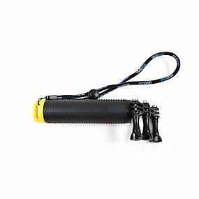 olcso GoPro tartozékok-Tartók és bölcsők Könnyen hordozható Kényelmes A kupa állvány 1 pcs mert Akciókamera Összes Hétköznapi Mindennapokra Utazás Acetát / Műanyag Rozsamentes acél + műanyag