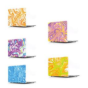 """hesapli MacBook Pro 15"""" Kılıfları-MacBook Kılıf Yağlı Boya PVC için Yeni MacBook Pro 15"""" / Yeni MacBook Pro 13"""" / MacBook Pro 15 inç"""