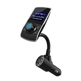 Недорогие Автоэлектроника-BT-C3 Bluetooth 3.0 Автомобильная гарнитура Bluetooth / Защита от перегрузки / Защита от короткого замыкания Автомобиль