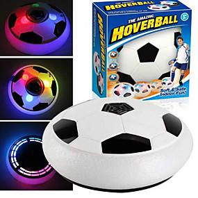 olcso Outdoor játékok-Toy Foci Hover Ball Futball LED fény Szülő-gyermek interakció Gyermek Játékok Ajándék
