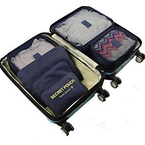 olcso Utazás-Utazásszervező / Poggyászrendező utazáshoz Többfunkciós / Nagy kapacitás / Hordozható Poggyász / Ruhák Nettó Utazás / Tartós / Tartozékok táska / Cipőtároló zsák / Nagy méretű szervező táska