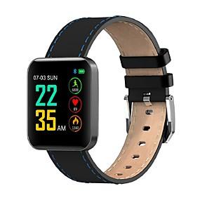 economico Braccialetti intelligenti-Indear S88 Da uomo Intelligente Bracciale Android iOS Bluetooth Sportivo Impermeabile Monitoraggio frequenza cardiaca Misurazione della pressione sanguigna Schermo touch Pedometro Avviso di chiamata
