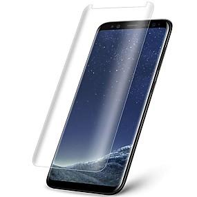 Недорогие Чехлы и кейсы для Galaxy Note-Samsung GalaxyScreen ProtectorNote 9 HD Защитная пленка для экрана 1 ед. Закаленное стекло