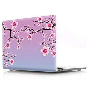 """povoljno MacBook Pro 15"""" maske-MacBook Slučaj Cvijet PVC za MacBook Pro 13"""" / MacBook Pro 15"""" s Retina zasonom / New MacBook Air 13"""" 2018"""