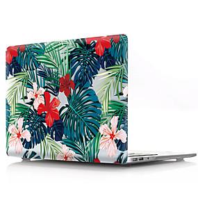 "povoljno MacBook Air 13"" maske-MacBook Slučaj Cvijet PVC za MacBook Pro 13"" / MacBook Air 11"" / New MacBook Air 13"" 2018"
