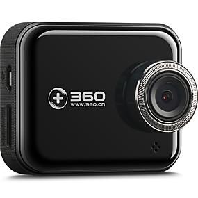 Недорогие Видеорегистраторы для авто-360 360J501C 1080p Автомобильный видеорегистратор 140° Широкий угол 2 дюймовый TFT LCD монитор Капюшон с WIFI / Ночное видение / Режим парковки Нет Автомобильный рекордер / 2.0