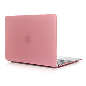 "halpa MacBook Pro 15"" kotelot-MacBook Kotelo Läpinäkyvä PVC varten MacBook Pro 13-tuumainen / MacBook Air 11-tuumainen / MacBook Pro 13-tuumainen Retina-näytöllä"