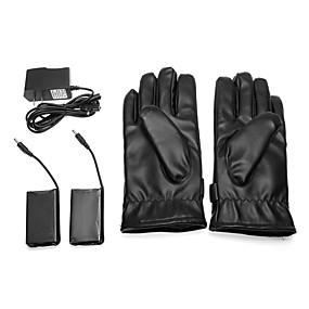 رخيصةأون قفازات الدراجات النارية-اصبع كامل الجميع دراجة نارية قفازات جلد / قطيفة مقاوم للماء / الدفء