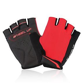 voordelige Motorhandschoenen-Half-vinger Allemaal Motorhandschoenen nylon PVA Ademend / Beschermend / Antislip