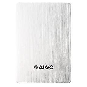 olcso Merevelemez huzatok-MAIWO SATA nak nek M.2 (NGFF) Külső merevlemez-ház Több funkciós / Plug and play / Szerszám nélküli szerelés / Könnyű és kényelmes KT037B