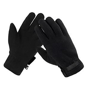 voordelige Motorhandschoenen-Lange Vinger Allemaal Motorhandschoenen Wol Ademend / Houd Warm