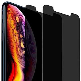 preiswerte Displayschutzfolien für iPhone 11 Pro-Asling Apple Displayschutzfolie iPhone 11 Pro 9h Härte Displayschutzfolie 2 Stück Privatsphäre Hartglasfolie