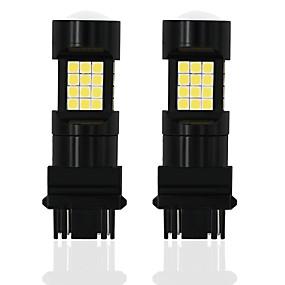 voordelige Auto-achterverlichting-OTOLAMPARA 2pcs 3157 Automatisch Lampen 36 W SMD 3030 2680 lm 36 LED Achterlicht Voor Toyota / Ford / Škoda Focus / Octavia / Yaris 2018